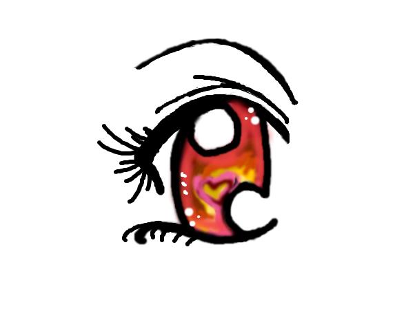 Manga Eye--in Love