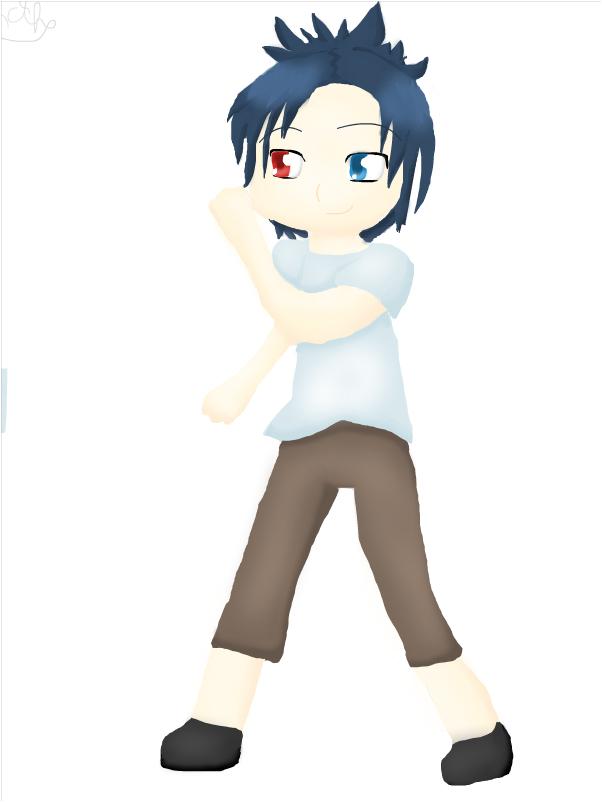 Mukuro Rokudo Kid ~Corgie516