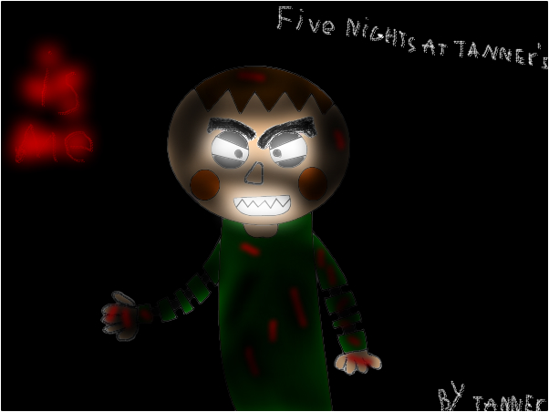 five nights at tanner's
