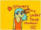 My Human Undertale OC