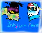Inkjam x Fresh