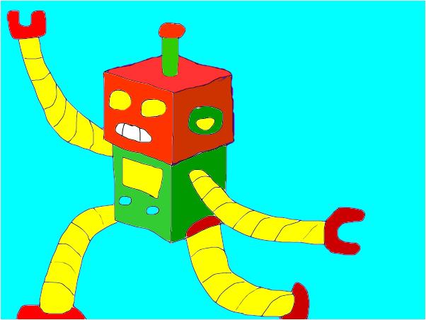 Robot GD