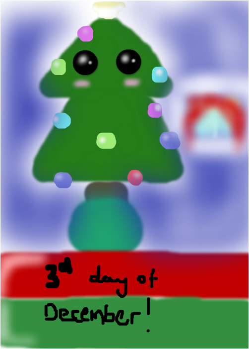the 3d day of December!