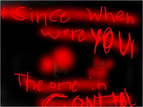 creepy (?)