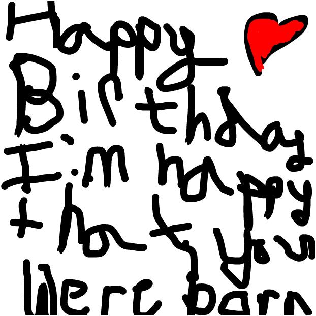 happy birthday om