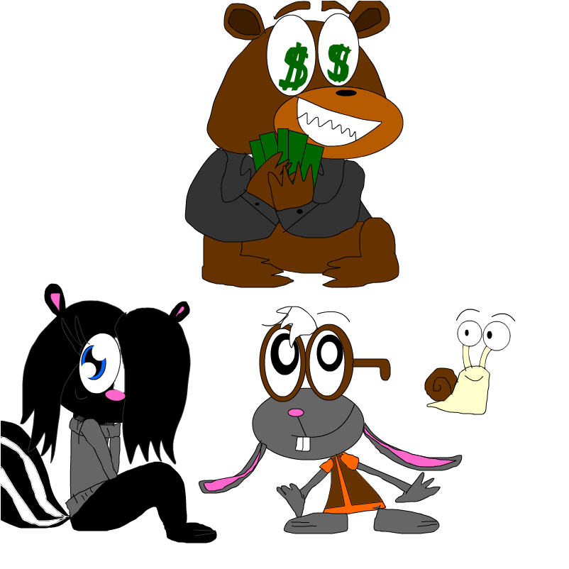 woodland creaters ref