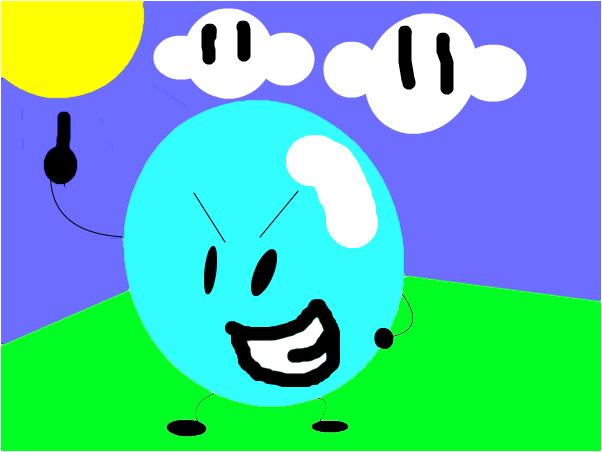 bfdi bubble