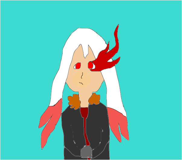 Another Picture of OC(UnderFell)