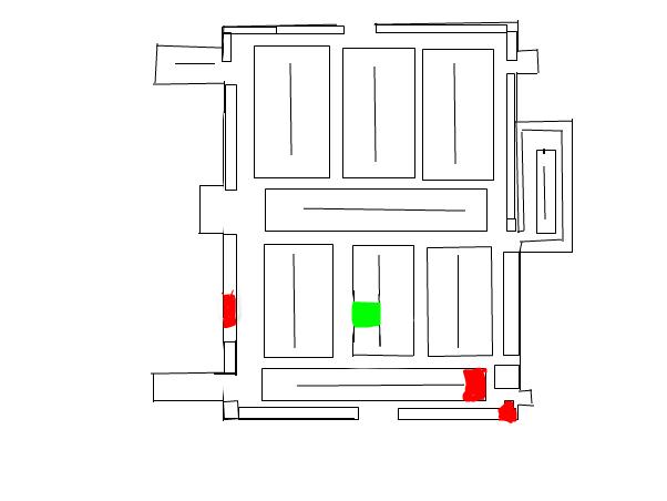 syracuse layout