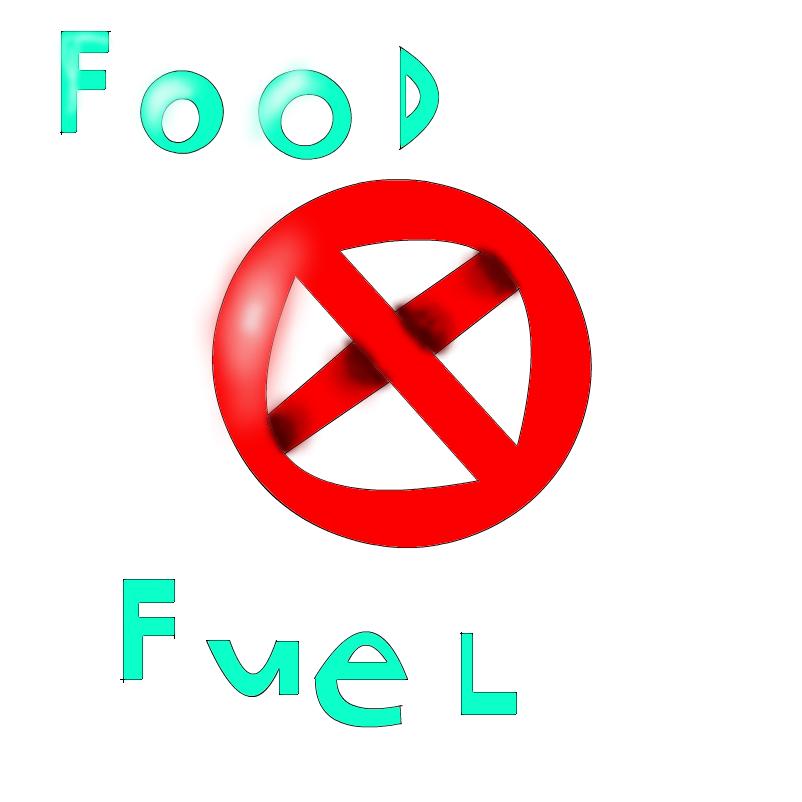 food not fuel