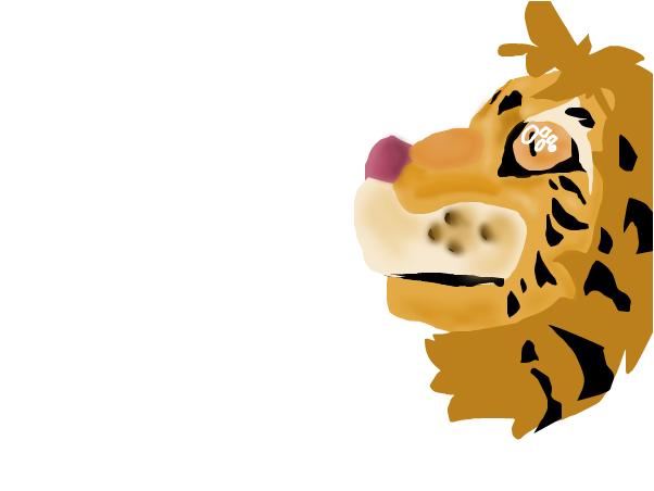 its liger everyone run!