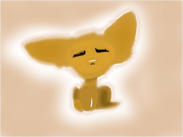 Baby Fox :3