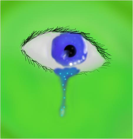 Green Apple Eye