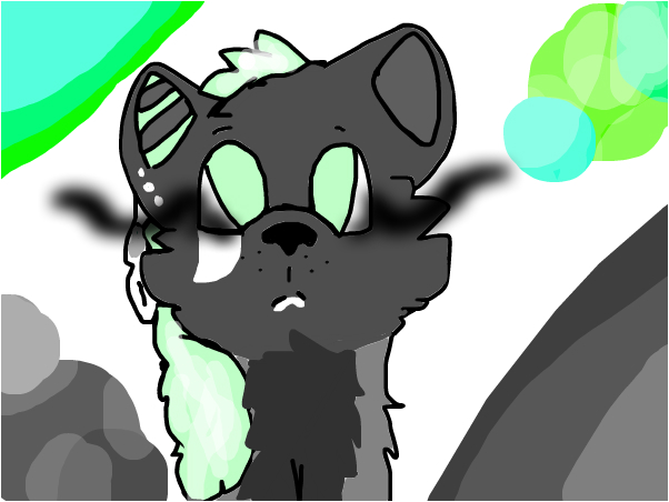 a crappy drawing for MeowLords ;-;