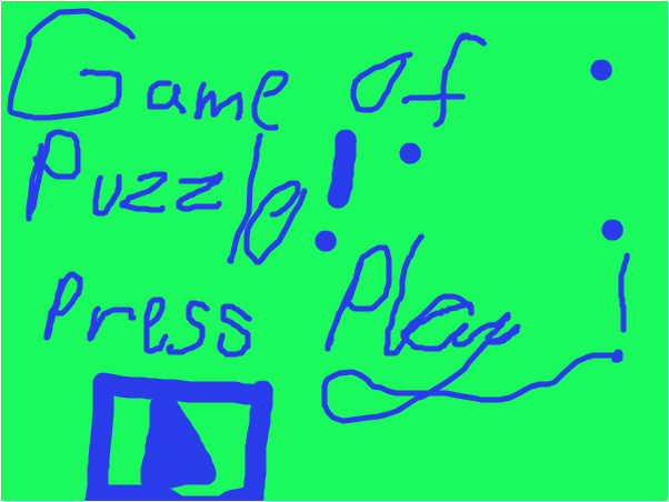 Game Of Puzzle: Press play!