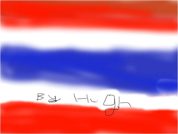 Thailand fiag