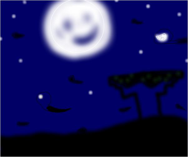 Night Of The Phantoms.