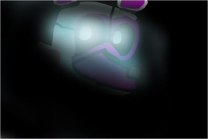 ф,фокси в темноте