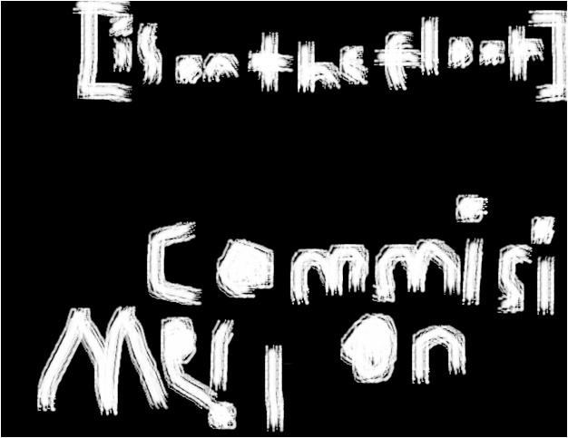 COMMISSION ME RAINPIEEFUWJFWEF