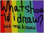 hmmm what shoud i draw