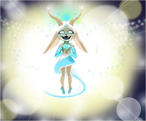 Miraniya - angelic form!