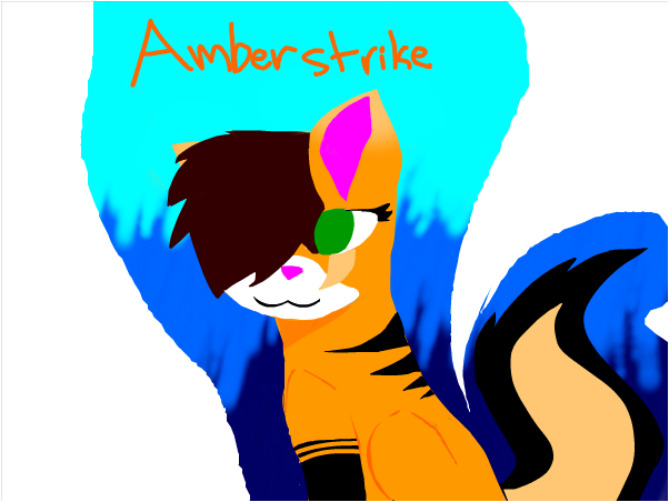 Amber strike - new oc