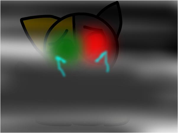 Ingured cat