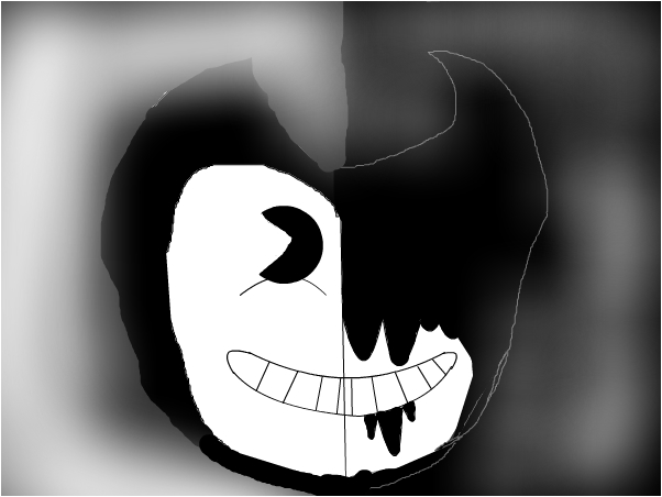 bendy and the ink machine:were alive