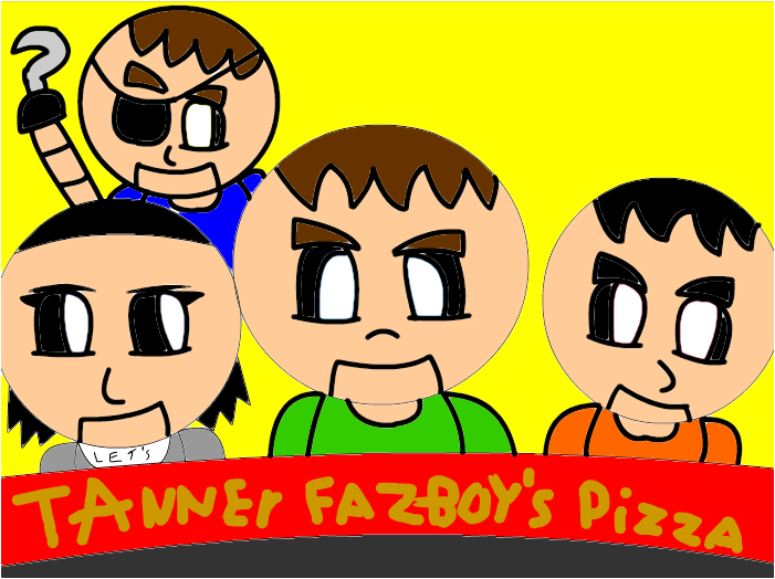 tanner fazboy's pizza