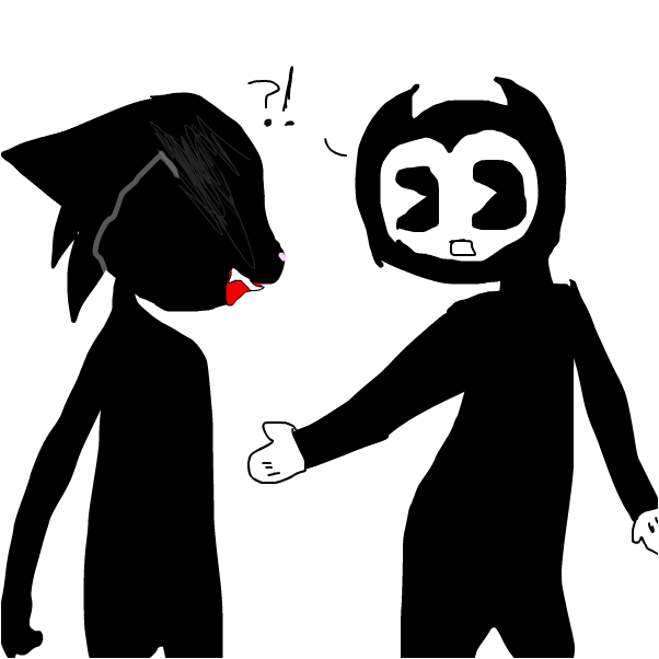 B-Bendy... I Know Your Someone Nice Deep In There