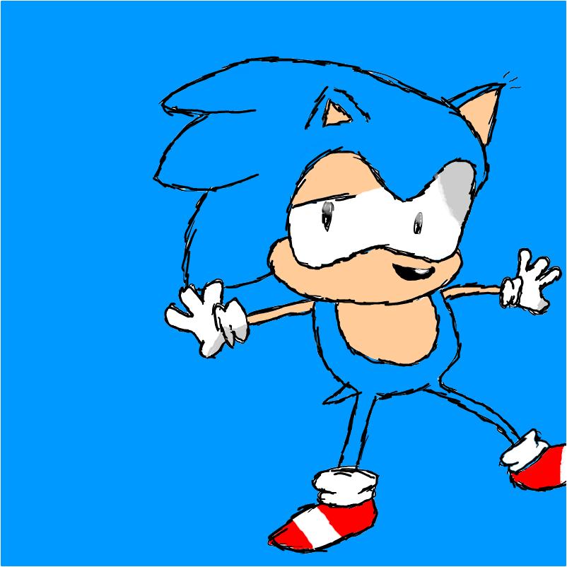 Revamped Sonic