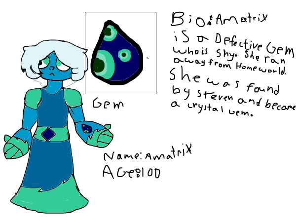 my gemsona