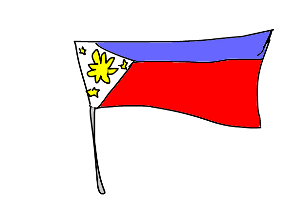 it's my country's flag cause why not?