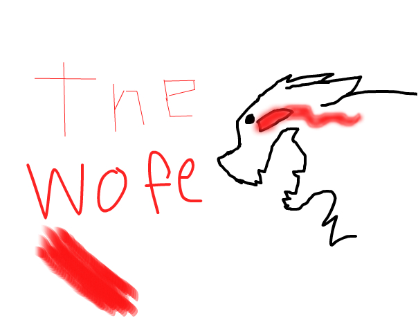 the wolf a.k.athe wolf meme,