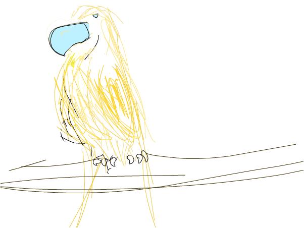 great falcon