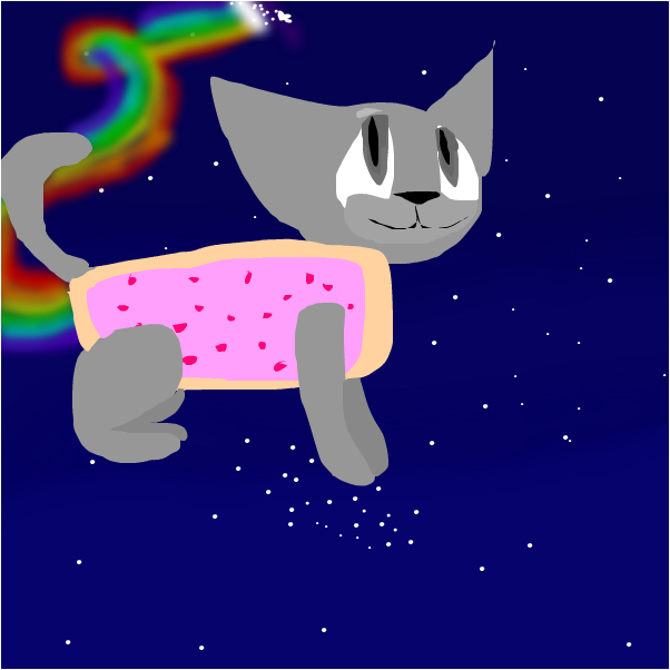 Nyan Cat (FIRST TAKE)