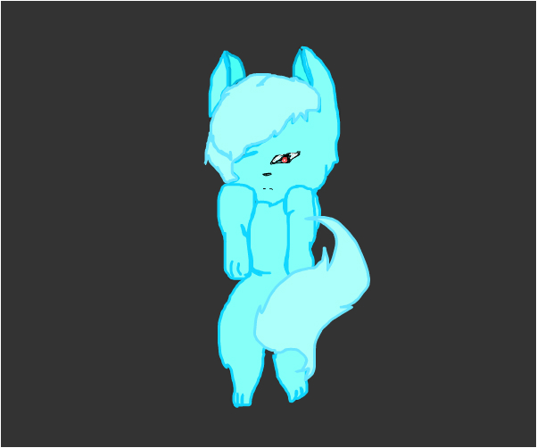 blue foxs request