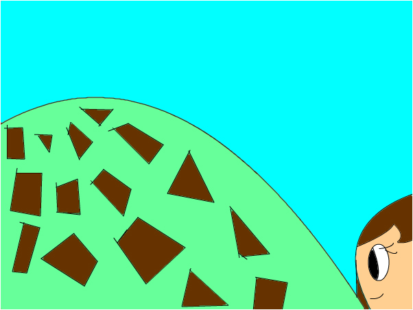 the mint choclate chip hill