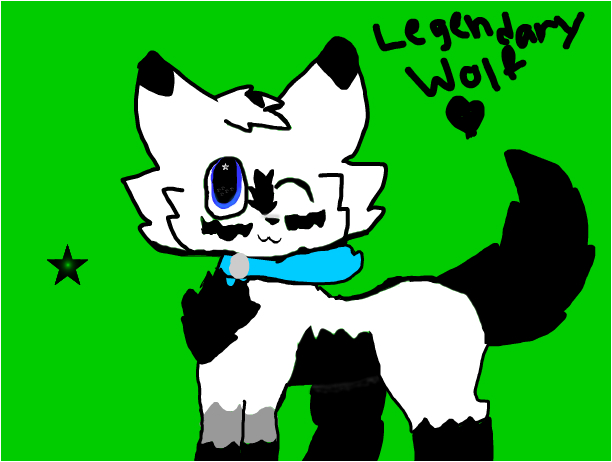Lengendarywolf1234's Contest :3