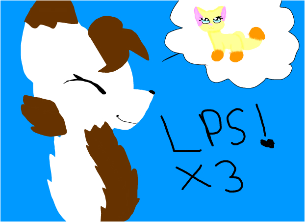 IM GETTING LPS!!! :33333