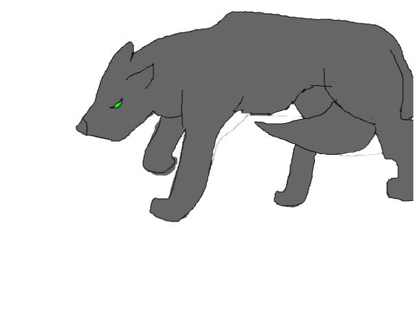 Omega wolf