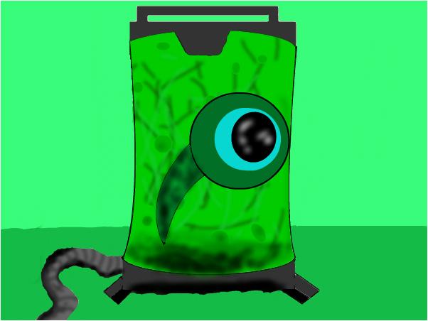 septic eye