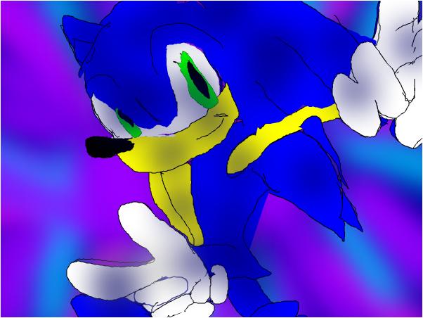 Sucky Sonic (WIPPER)