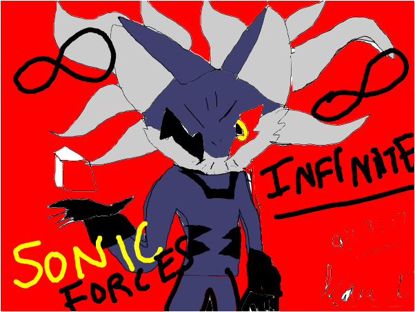Infinite (Sonic Forces)