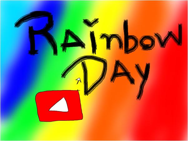 youtube vídeos Rainbow Day