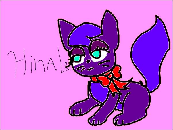 cat hinale