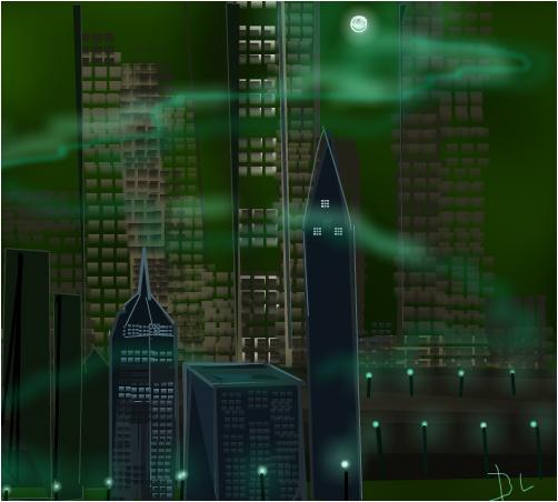 Creepy City