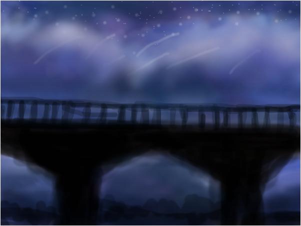 anime-ish night sky