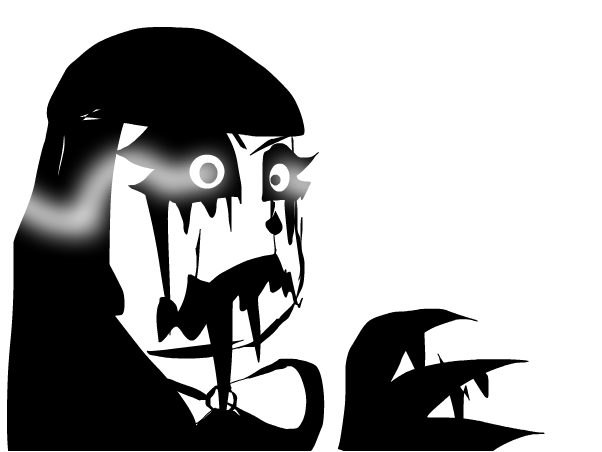 monster sihvivo  dibujo