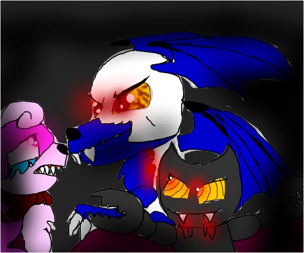 animals vs bat vampire 2